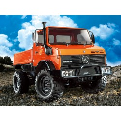 Rc 1/10 Mercedes-Benz Unimog 425 Cc-01 4wd Kit
