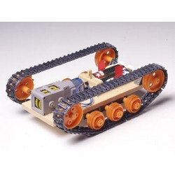 Tracked Vehicle Chassis