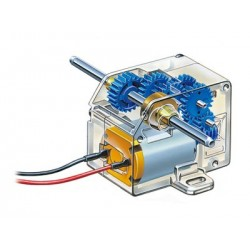 Mini Motor Low-Speed Gearbox 4-Speed