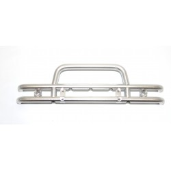 Aluminum Front Bumper with w/ LED Buckets