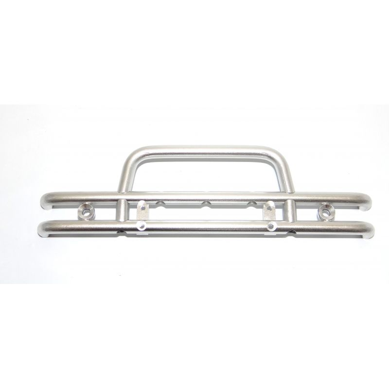 Hot Racing Aluminum Front Bumper with w/ LED Buckets [TBR330F08]