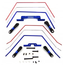 Front & Rear Wide Sway Bar Kit