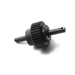 Hot Racing Steel Center One-Way Differential Assembly [VXS125X]