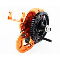 2 Speed Gear Box with Steel Gear Long Shaft Output