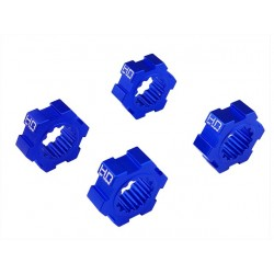 Aluminum 24mm Hex Wheel Hubs