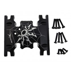 Aluminum Skid Plate (Speed Transmission) - Scx 2 Kit