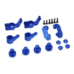 Blue Suspension Beef up Set Traxxas 1/10 2wd