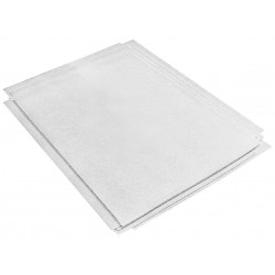 3M Wet/Dry Polishing Paper 8-1/2 inch X 11 inch 1 Micron Pal