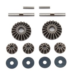 RC8B3.1 Differential Gear Set HTC
