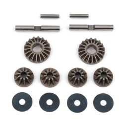 RC8B3.1 Differential Gear Set LTC