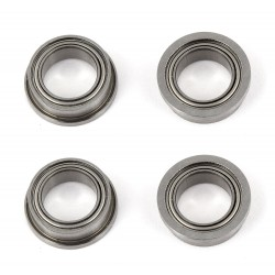 1/4x3/8x1/8in FT Flanged Bearings RC10F6 (4)