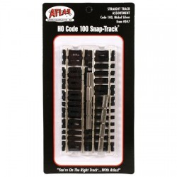 straight track assortment.