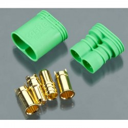 6.5mm Polarized Bullet Connector 6.5mm