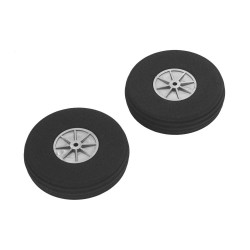 Dubro Super Slim Lite Wheels 2-2/3 inch (2)