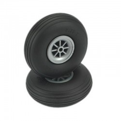 Treaded Wheels 2-3/4 (2)