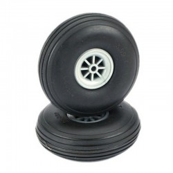 Treaded Wheels 3 inch (2)