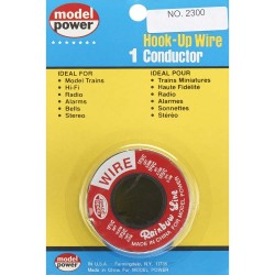 Hook-Up Wire 1 Conductor Black 35