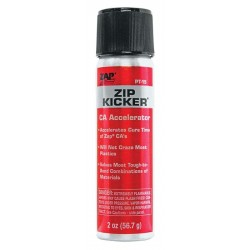 Zap Adhesives Zip Kicker 2 oz