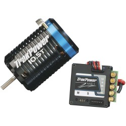 10.5T Brushless Racing System