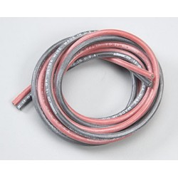 Silicone Wire 12-Gauge Red/Black 4