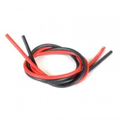Wet Noodle Flex 12-Gauge Red 2/Black 2