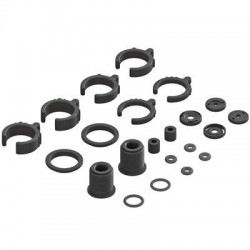 Composite Shock Parts/O-Ring Set (2 Shocks)