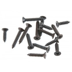 Flat Head S/T Screw 4mm (15)