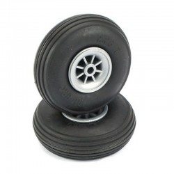 Treaded Wheels 2-1/4 (2)