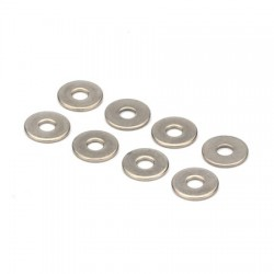 Stainless Steel Flat Washer 6 (8)