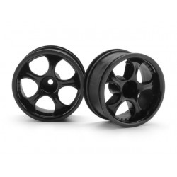 Flare Rear Wheels Black (2)