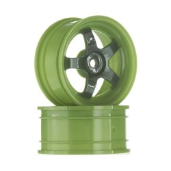 Work Meister S1 Wheel Green 26mm 0mm OS (2)