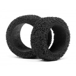 Foam Tire Set Soft (4) Q32