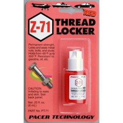 Red Thread Locker .20 oz