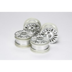 RC M-Chassis 18-Spoke Wheels - 4 pieces
