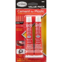 Cement Value Pack (2) 7/8 Fl Oz Tubes