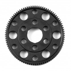 92T 64P Composite Offset Spur Gear
