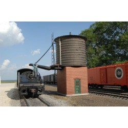 Branch Line Water Stop