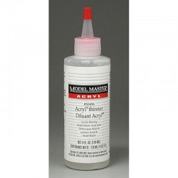 Model Master Detail Thinner 4 oz