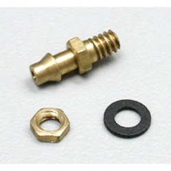 Bolt-On Pressure Fitting
