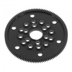 115 Tooth 64 Pitch Pro Thin Spur Gear