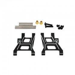 Hot Racing Aluminum Front Lower Suspension Arms G6 GF01 WR02 TL01 [TKH5501]