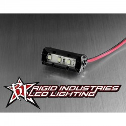 Rigid Industries 1in Led Light Bar Black