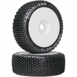Equalizer Buggy Tire C2 Mounted White (2)