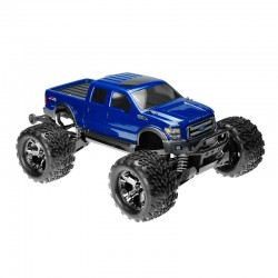 JConcepts Illuzion Ford F-250 2011 Sd Stampede 4x4 Body Clear [0214]