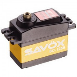 Standard Size Core-less Digital Servo .08/166