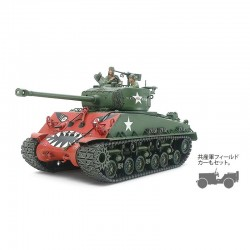 1/35 US Tank M4A3E8 Sherman Easy Eight Korean War