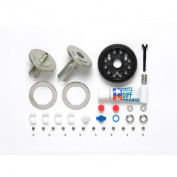 Aluminum Ball Diff Set 37T TA07