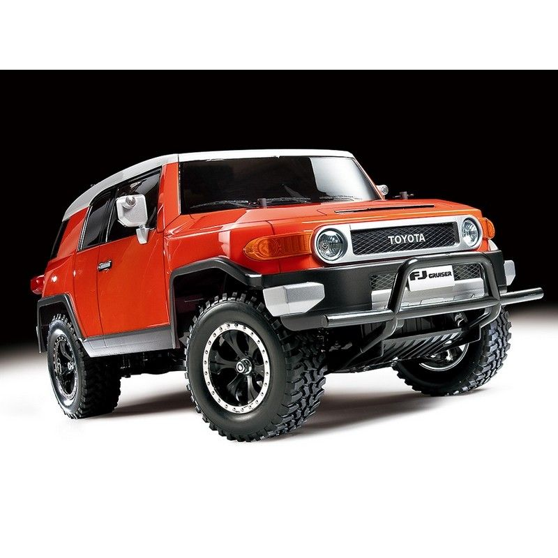 1/10 Toyota FJ Cruiser CC-01 Kit