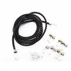 1/10 Scale Bungee Cord Kit - Black Gold