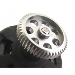 49T 64P Aluminum Pinion Gear 1/8 Bore